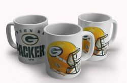 Caneca - Green Bay Packers